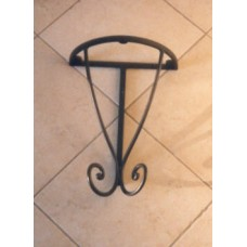 Bedside Table Wrought Iron. Personalised Executions. 894
