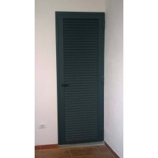 Iron Blinded Shutters. Personalised Executions