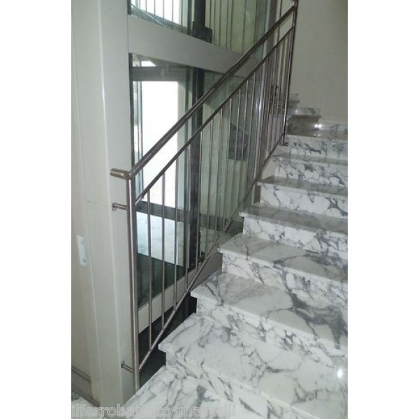 Stainless Steel RAILING. Personalised Executions. 028
