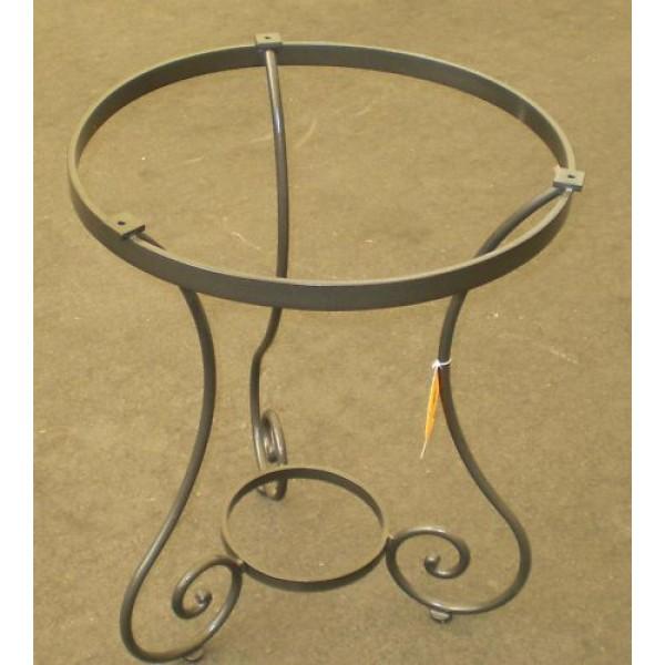 Wrought iron Table. Cm 55 x 70. 624