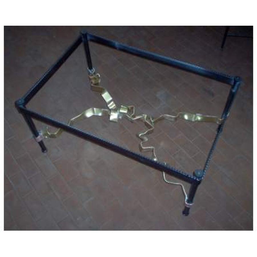 Tavolo tavolino in ferro battuto realizzazioni personalizzate 676 - Tavolo ferro battuto ...