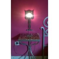 Wall LAMP Design. ABAT JOUR in Iron. 701