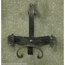 HANGER wrought iron. cm 20 x h 40 approx . 796