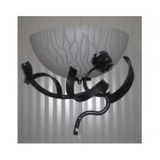 WROUGHT IRON WALL LAMP design . 116