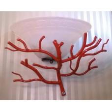 WROUGHT IRON WALL LAMP design . 118