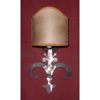 WROUGHT IRON WALL LAMP design . 175