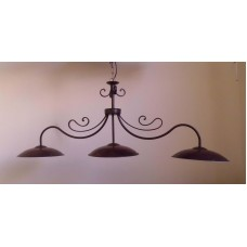 Wrought Iron Chandelier. Personalised Executions . with STANDARD or SMART lighting . 213