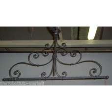 Wrought Iron Chandelier. Personalised Executions .  with STANDARD or SMART lighting . 222