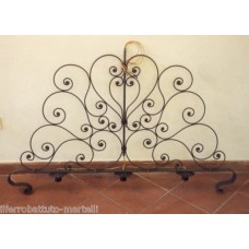 Wrought Iron Chandelier. Personalised Executions . with STANDARD or SMART lighting . 225