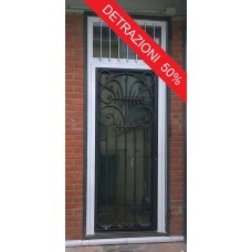 Wrought Iron Gate Door. Personalised Executions. 1350