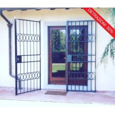 Wrought Iron Gate Door. Personalised Executions . 1373