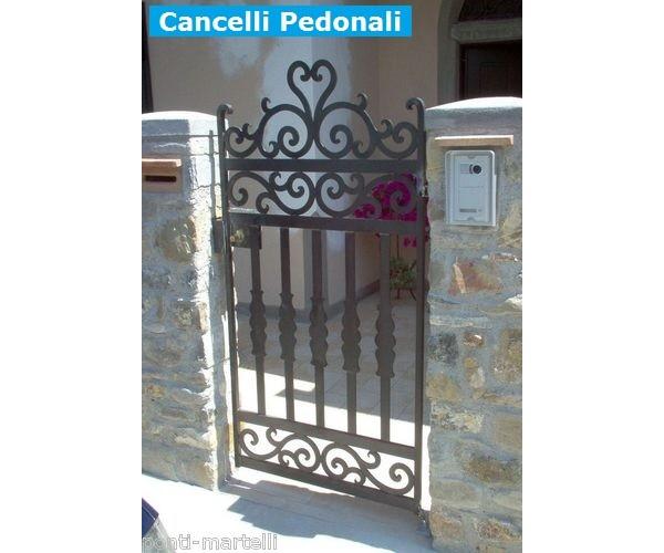 gate pedestrian