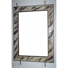 Frame design WROUGHT IRON for mirror or photos without LED. cm 115 x 155 . 825