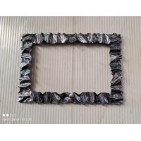 Frame design WROUGHT IRON for mirror or photos with or without LED. Personalised Executions. 850