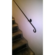 Wrought Iron Handrail. Personalised Executions. 392