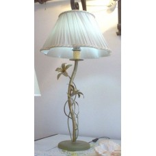 Wrought Iron Table Lamp. Personalised Executions. 492