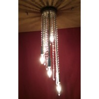 Iron Chandelier. Personalised Executions. 229