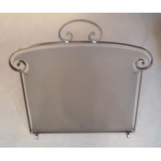 Wrought Iron Fender for Fireplace. Personalised Executions. 411