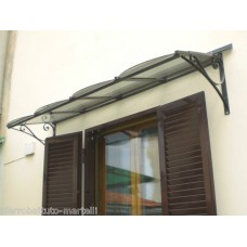 Shelter Canopy Stainless Steel. Wrought Iron. Personalised Executions. 352