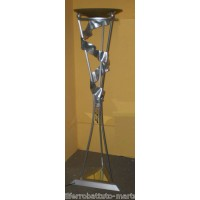 Wrought Iron Floor Lamp. Personalised Executions. 486