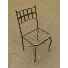 Chair Wrought Iron. Personalised Executions. 447