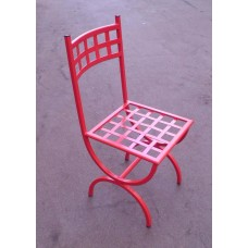 Chair Wrought Iron. Personalised Executions. 448