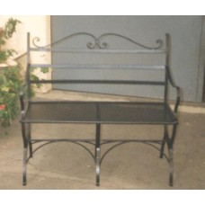 Bench Wrought Iron. Personalised Executions. 459