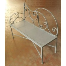 Bench Wrought Iron. Personalised Executions. 461