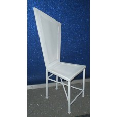 Chair Wrought Iron. Size approx. 40 x 35 x 112 cm . 473